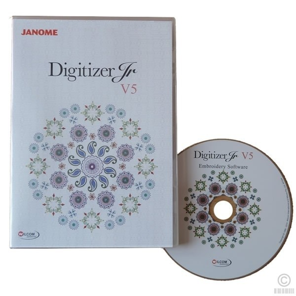 DIGITIZER Jr v5.0