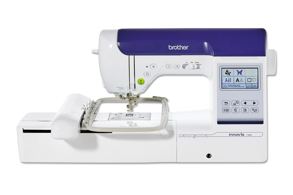 BROTHER F480 - COSER Y BORDAR (INNOVIS F480)