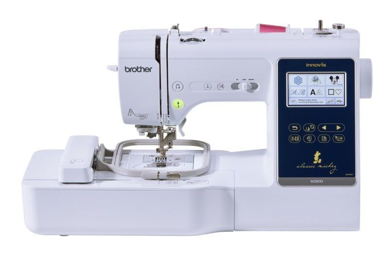 MÁQUINA DE COSER Y BORDAR BROTHER INNOVIS M280D DISNEY