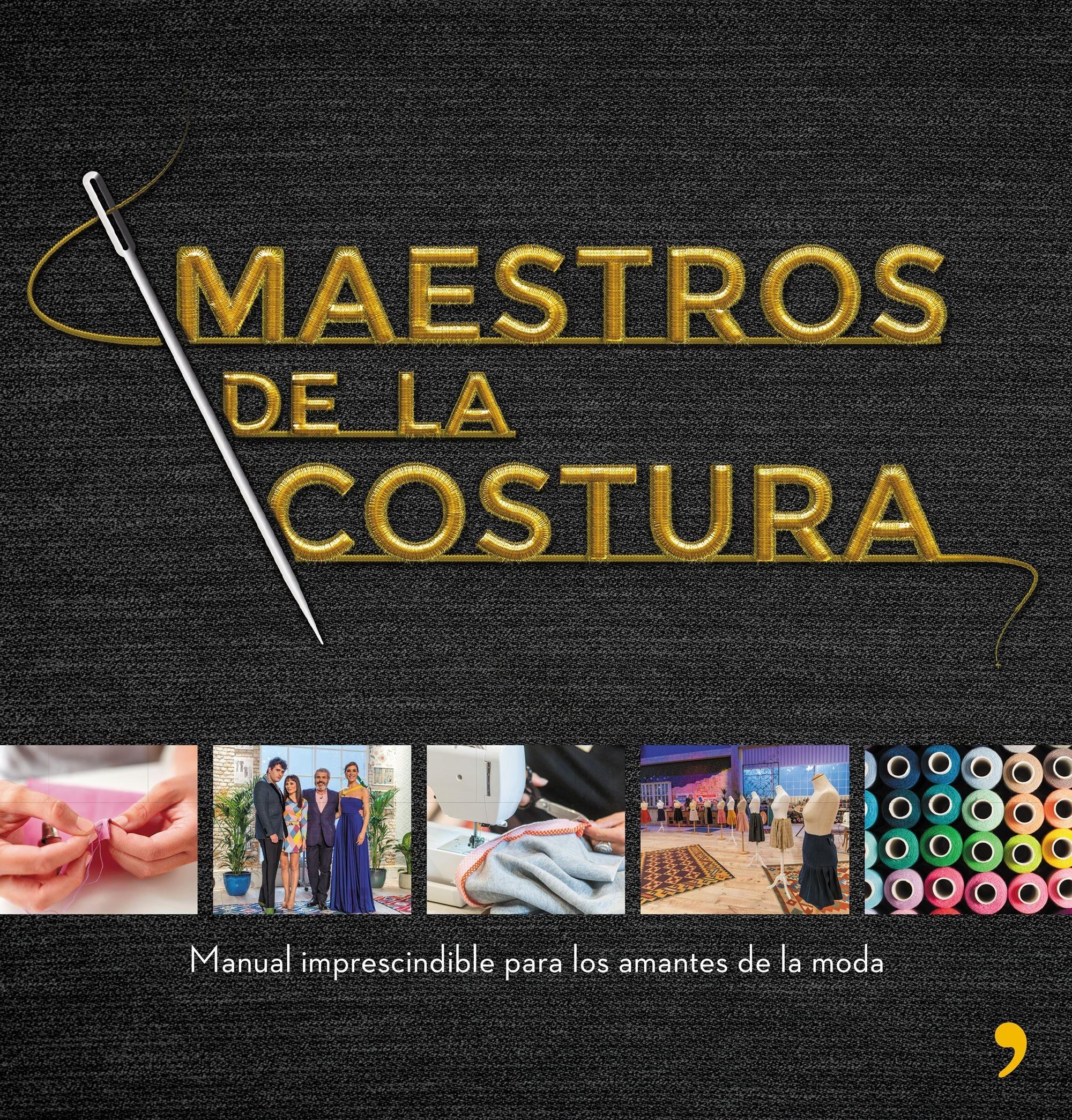 LIBRO MAESTROS DE LA COSTURA (TAPA BLANDA)