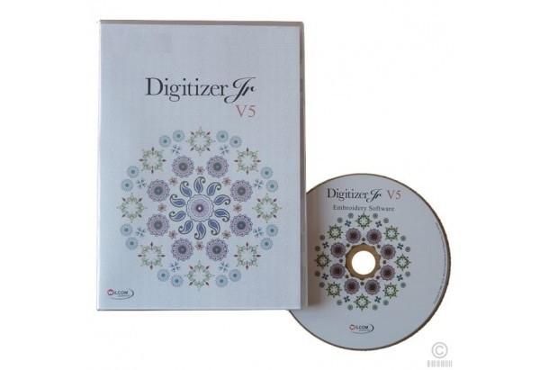 DIGITIZER EX Jr 5.0 - Elna