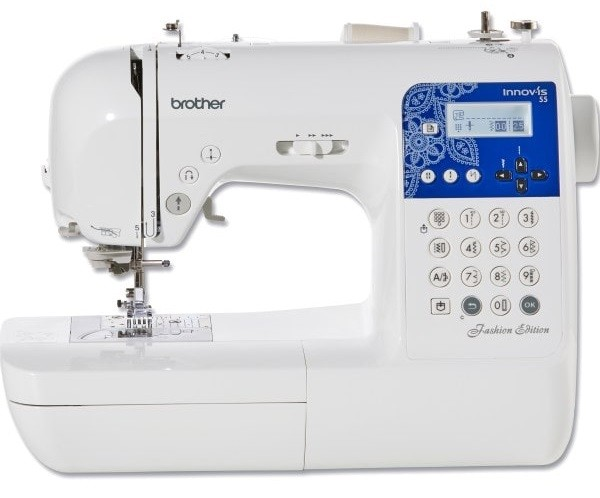 BROTHER INNOVIS 55 (Fashion Edition) - MAQUINA DE COSER