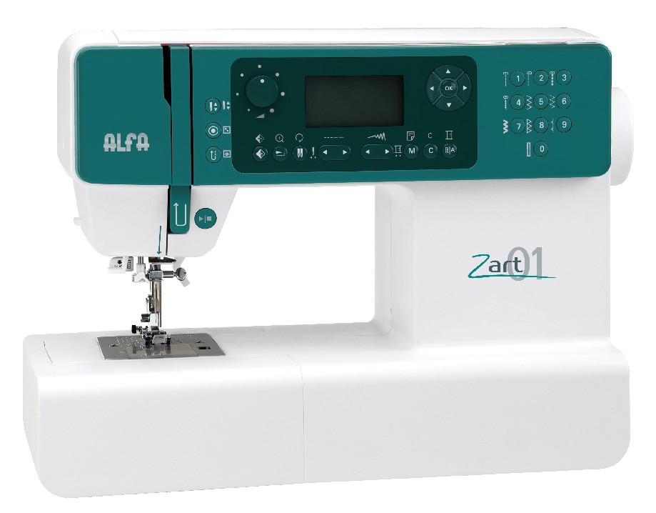 ALFA ZART 01 ELECTRONICA PROFESIONAL