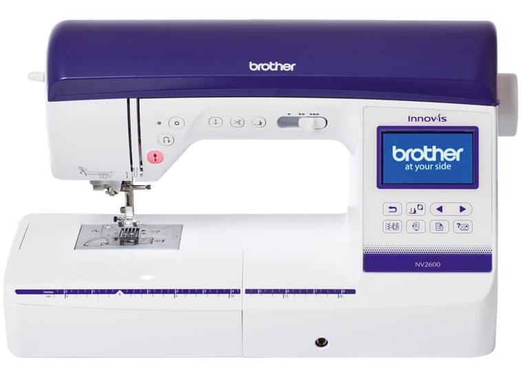 BROTHER 2600- COSER Y BORDAR (INNOVIS 2600)